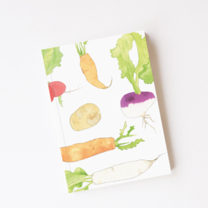SS - Veggie Journal