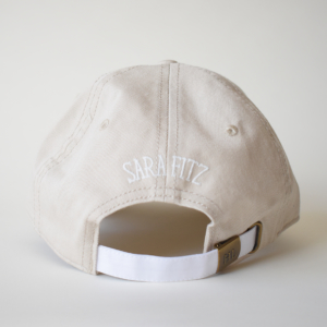 OUT OF STOCK Hydrangea Hat, Stone
